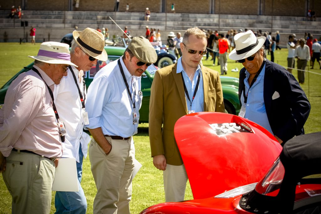 Opinion: Who would be a concours judge?