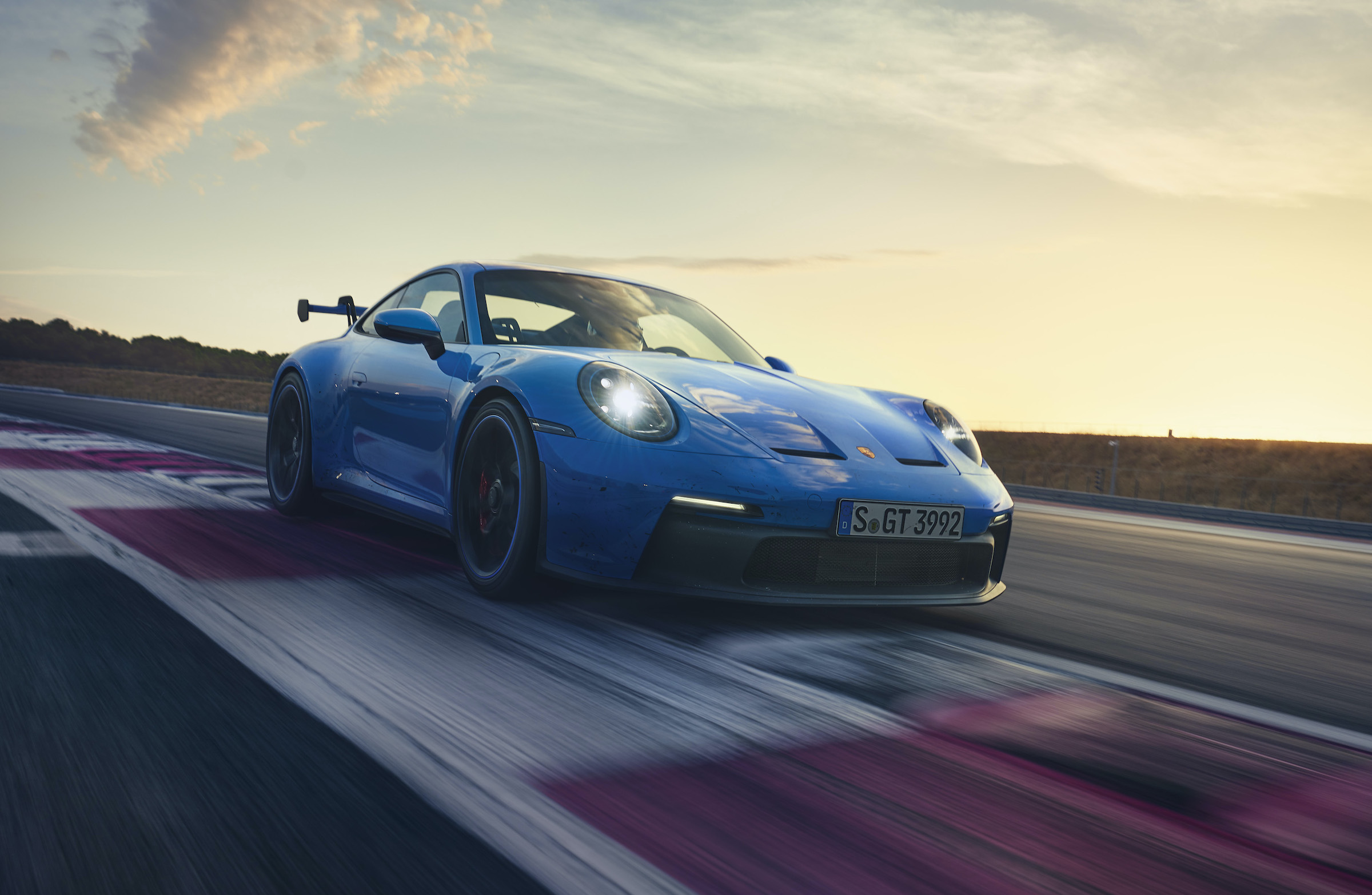 New Porsche 911 GT3 is more of a racer than ever