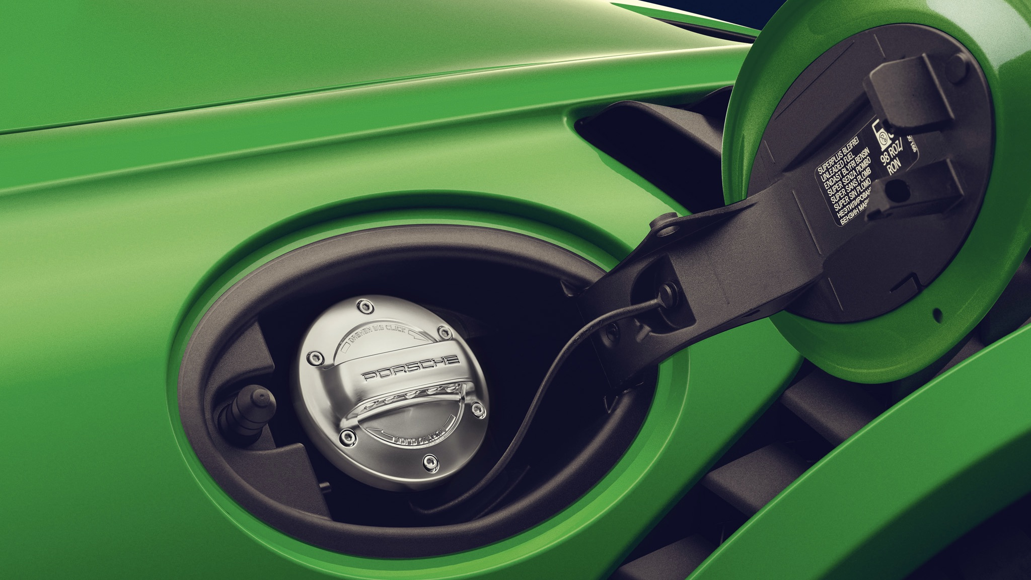 Porsche says cars run on synthetic fuel will have same CO2 footprint as electric cars
