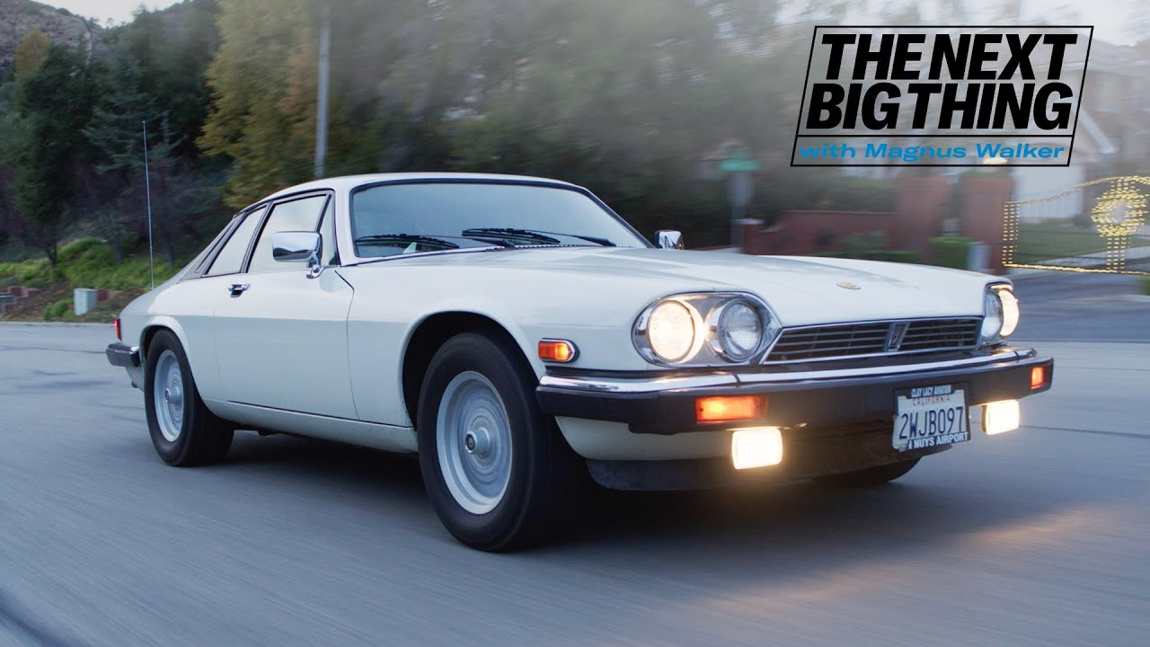 Jaguar XJ-S | The Next Big Thing with Magnus Walker