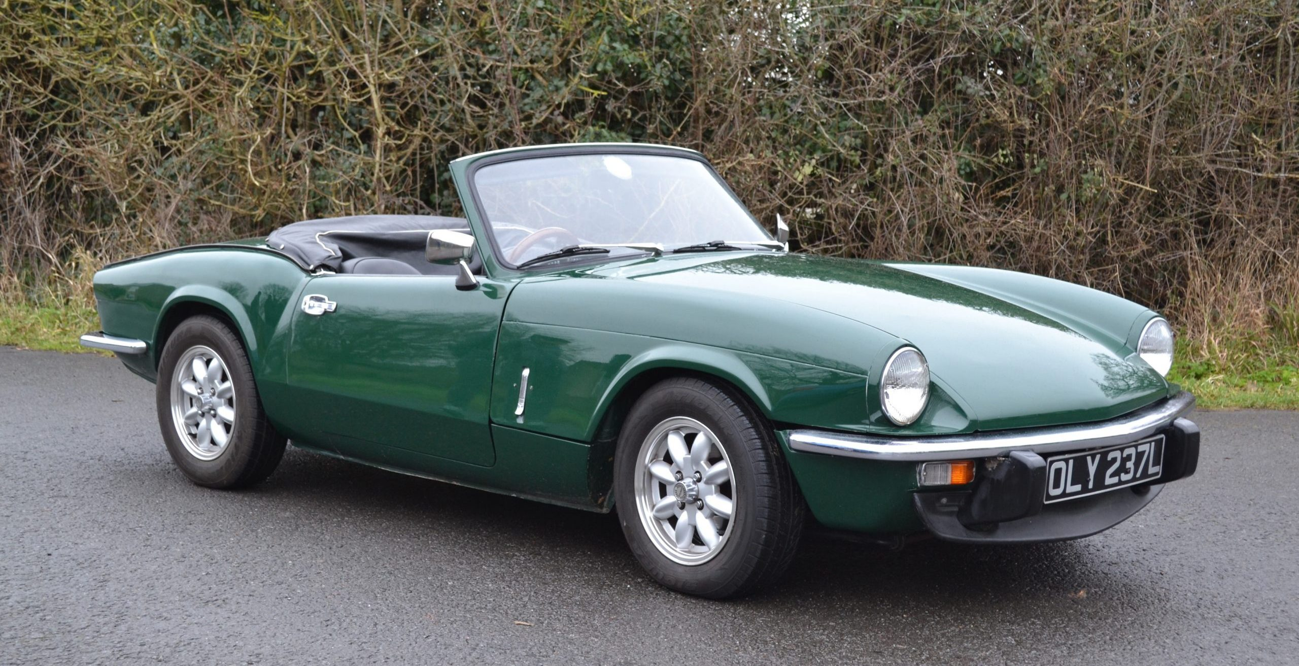 Buying Guide: Triumph Spitfire (1962-1981)