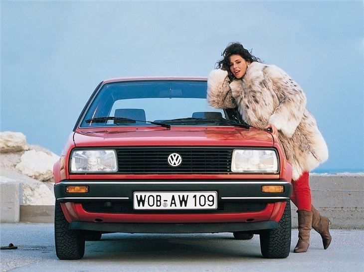 The VW Jetta MkII is so sensibleI forgot I owned one