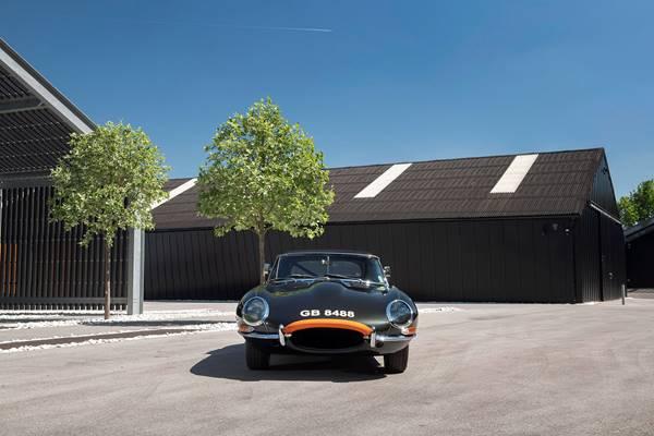 Jaguar E-Type ZP