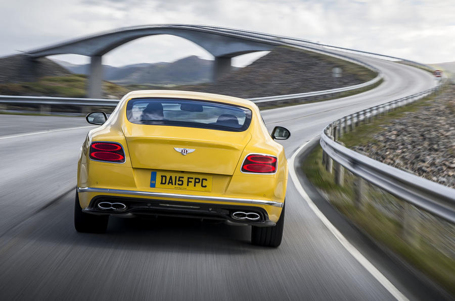 Future Classic: Bentley Continental GT V8 S