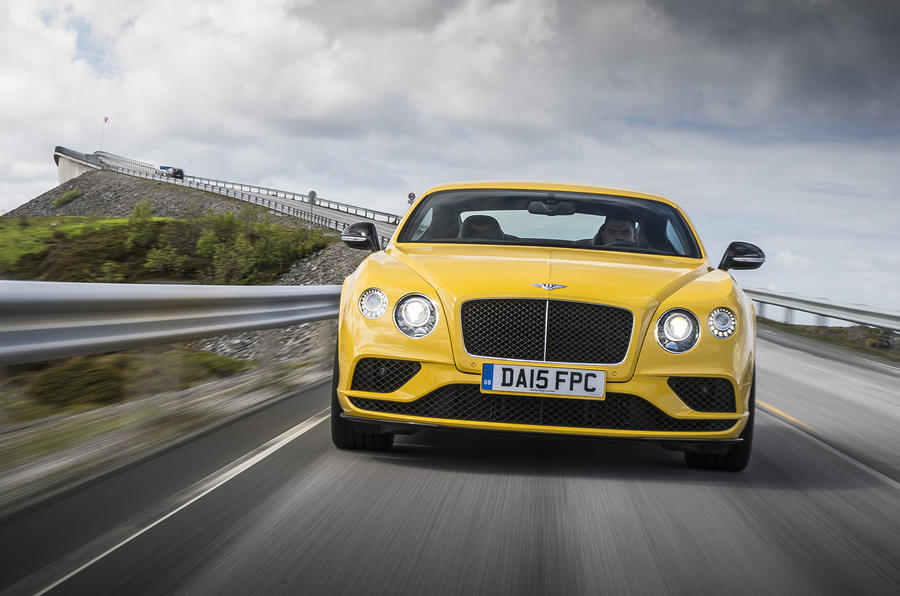 Future Classic: Bentley Continental GT