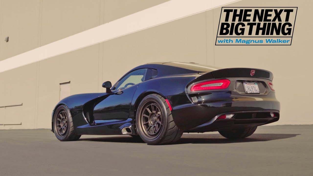 Dodge Viper | The Next Big Thing with Magnus Walker