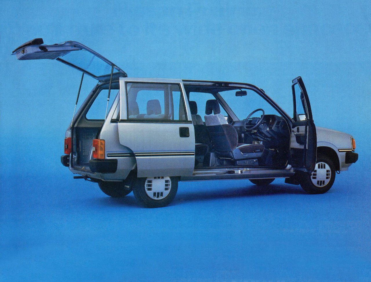 Bland of the rising sun: 13 unexceptional cars that put Japan on the map