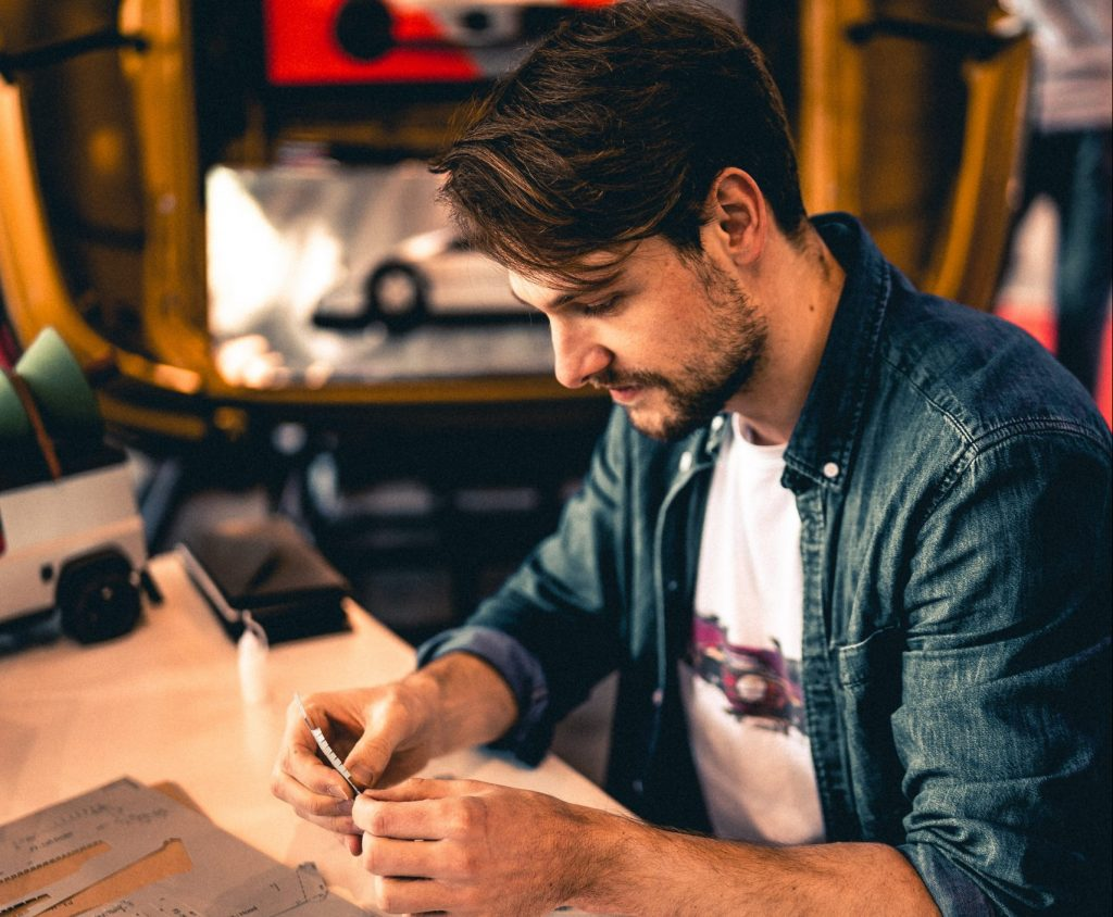Interview with Florian Weber of Paperlegends_Hagerty