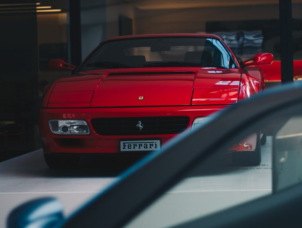 Buying a modern-classic car from a dealer offers peace of mind