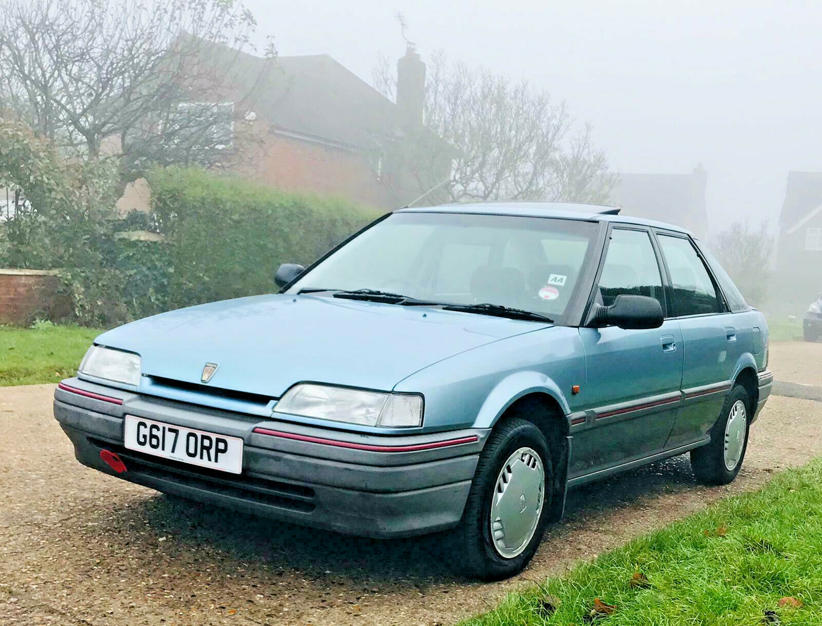 Unexceptional Classifieds: Rover 216 GSi automatic
