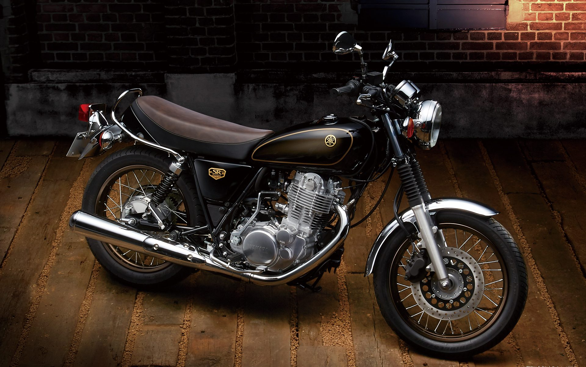 Yamaha SR400 rides into the sunset after 43 years