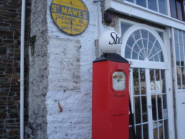 St Mawes, Roseland, Cornwall