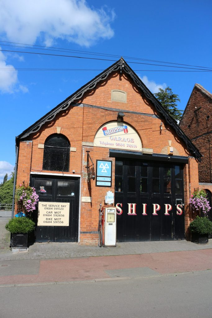 Shipps Garage, Upton on Severn, Worcester