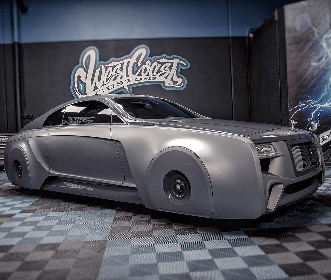 Bieber's Rolls-Royce? We've seen worse…