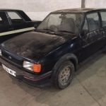 Is this rough Ford Fiesta XR2 ripe for restoration?