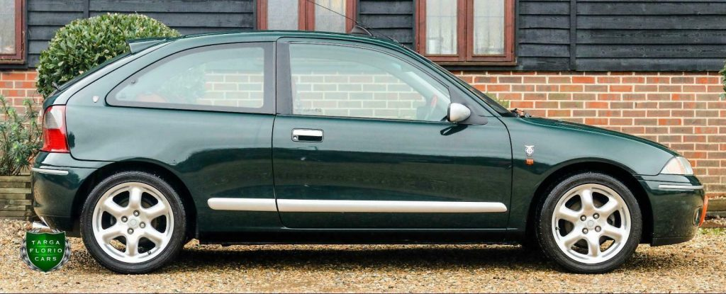 1999 Rover 200 BRM