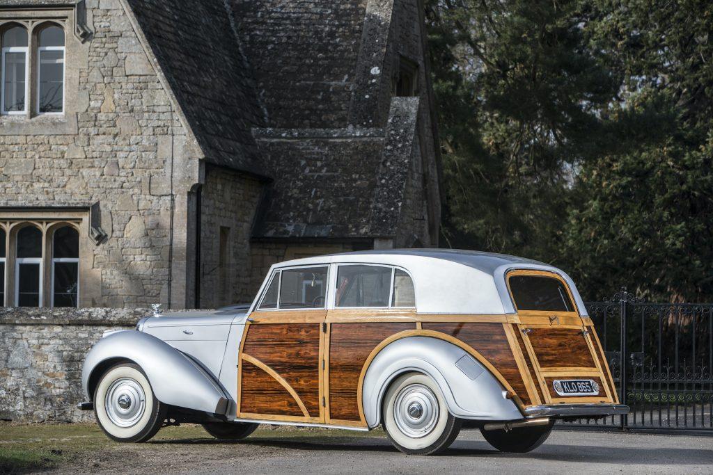1949 Radford Bentley MkVI