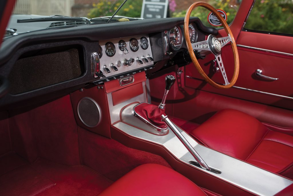 What to look for when test driving a Jaguar E-Type