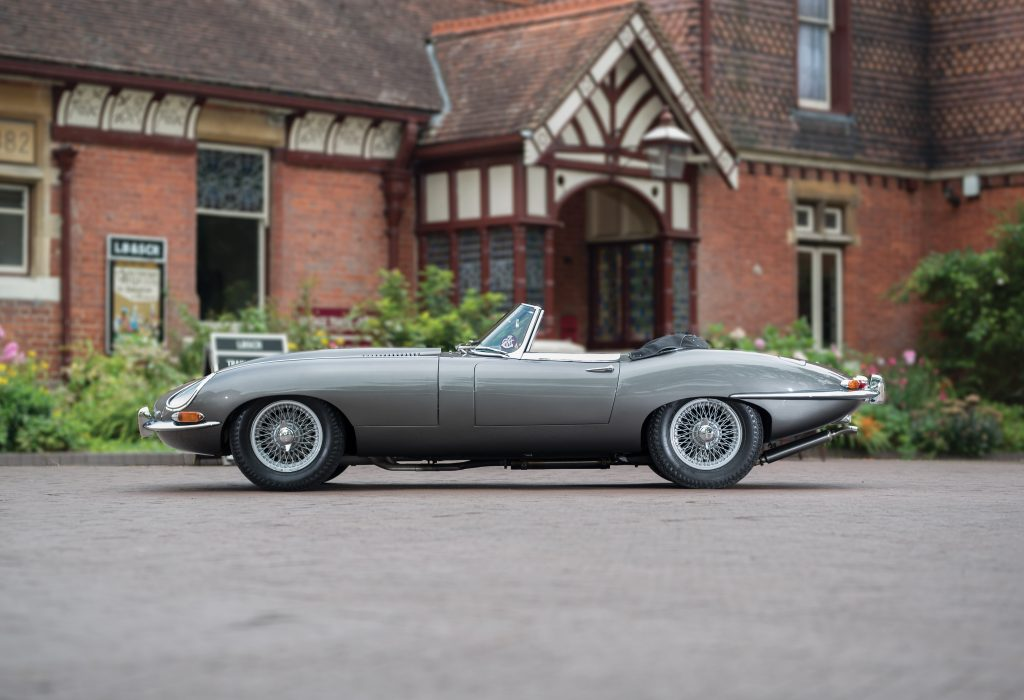 Jaguar E-Type values_Hagerty Price Guide