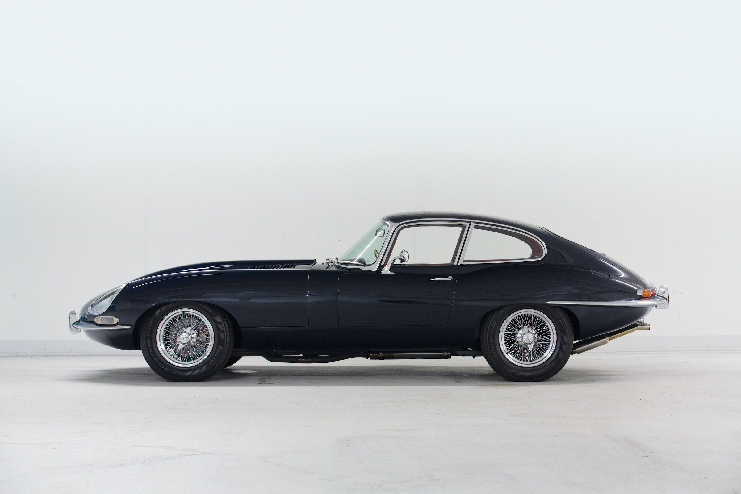 Is the Jaguar E-Type the most overhyped car Britain built?