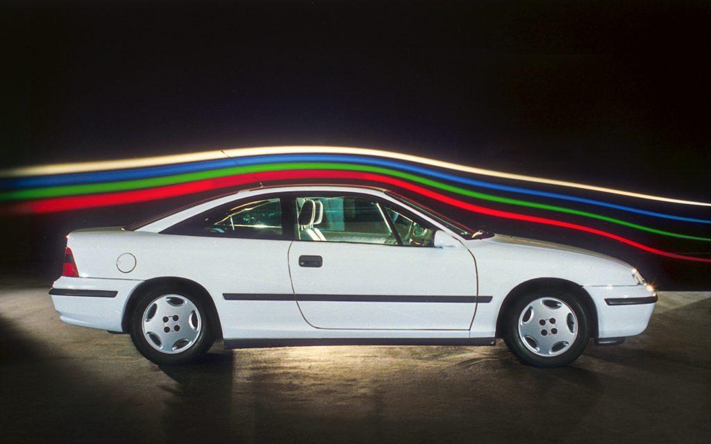 1989 Opel Vauxhall Calibra