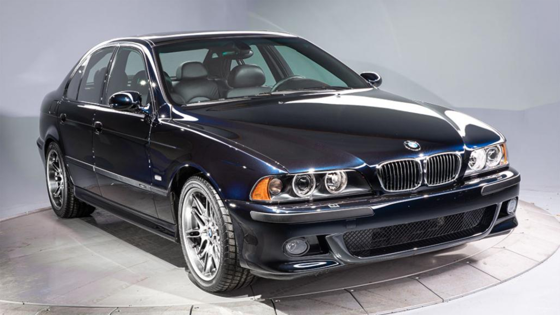 The BMW M5 E39 may be even hotter than we thought