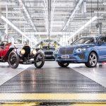 Bentley produces its 200,000th car