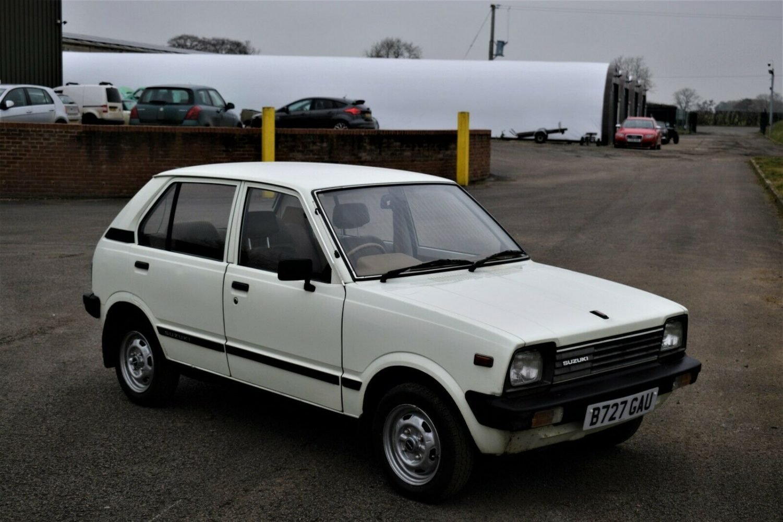 Unexceptional Classifieds: 1984 Suzuki Alto