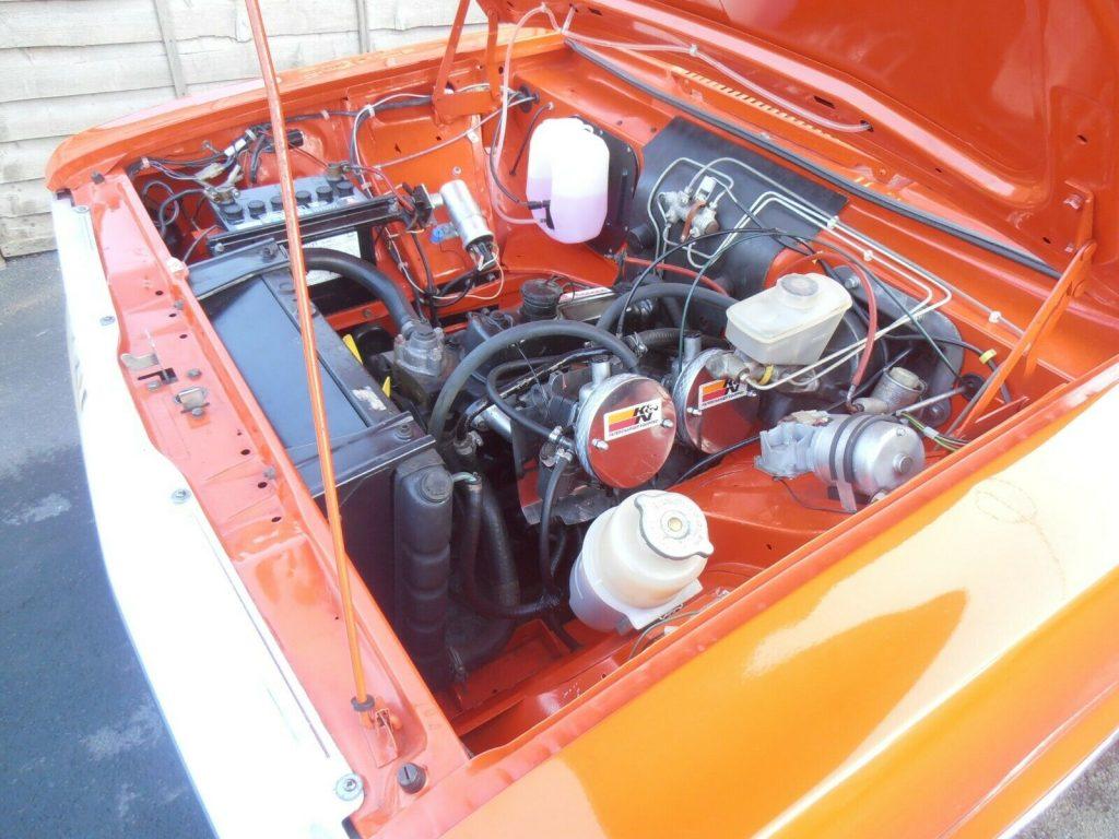 1981 Morris Marina
