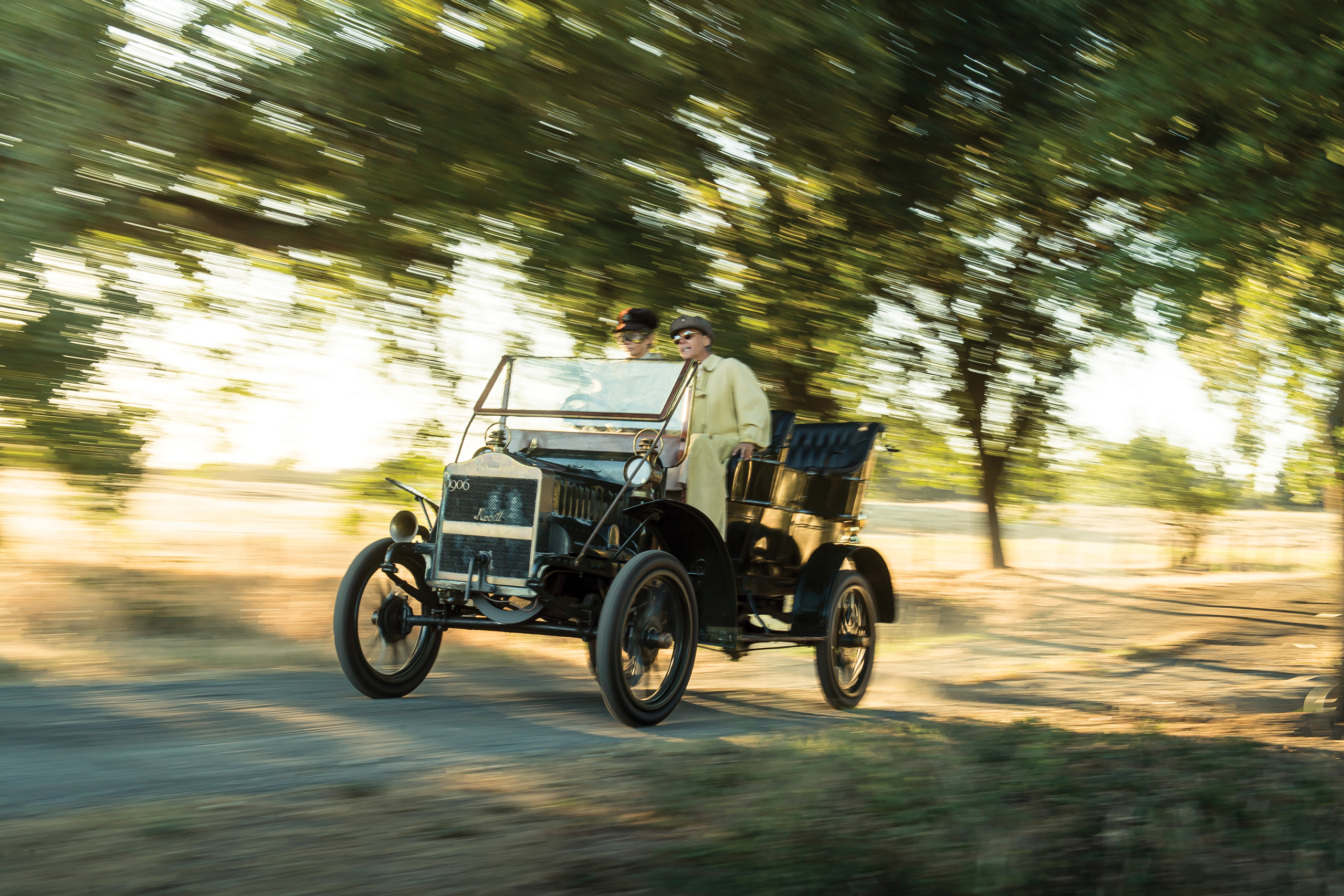 Alice in Yonder Land: Recreating Alice Ramsey's epic drive across America in 1909