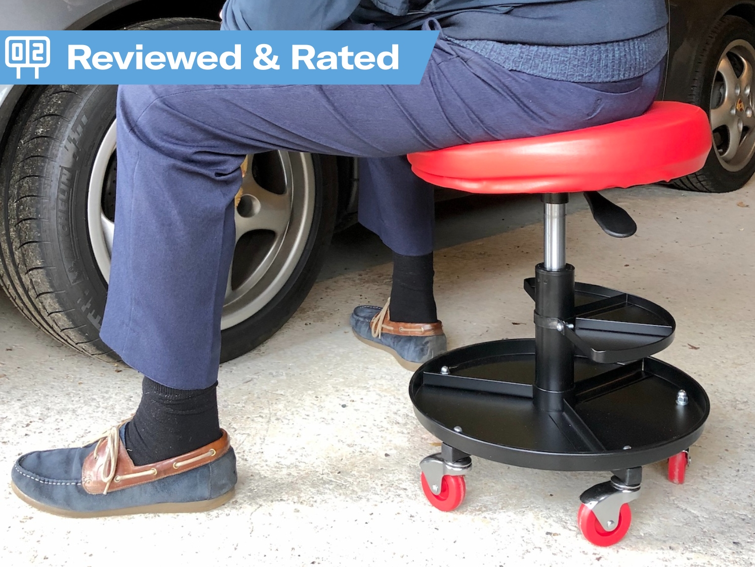 Reviewed & Rated: Best mechanic's seats