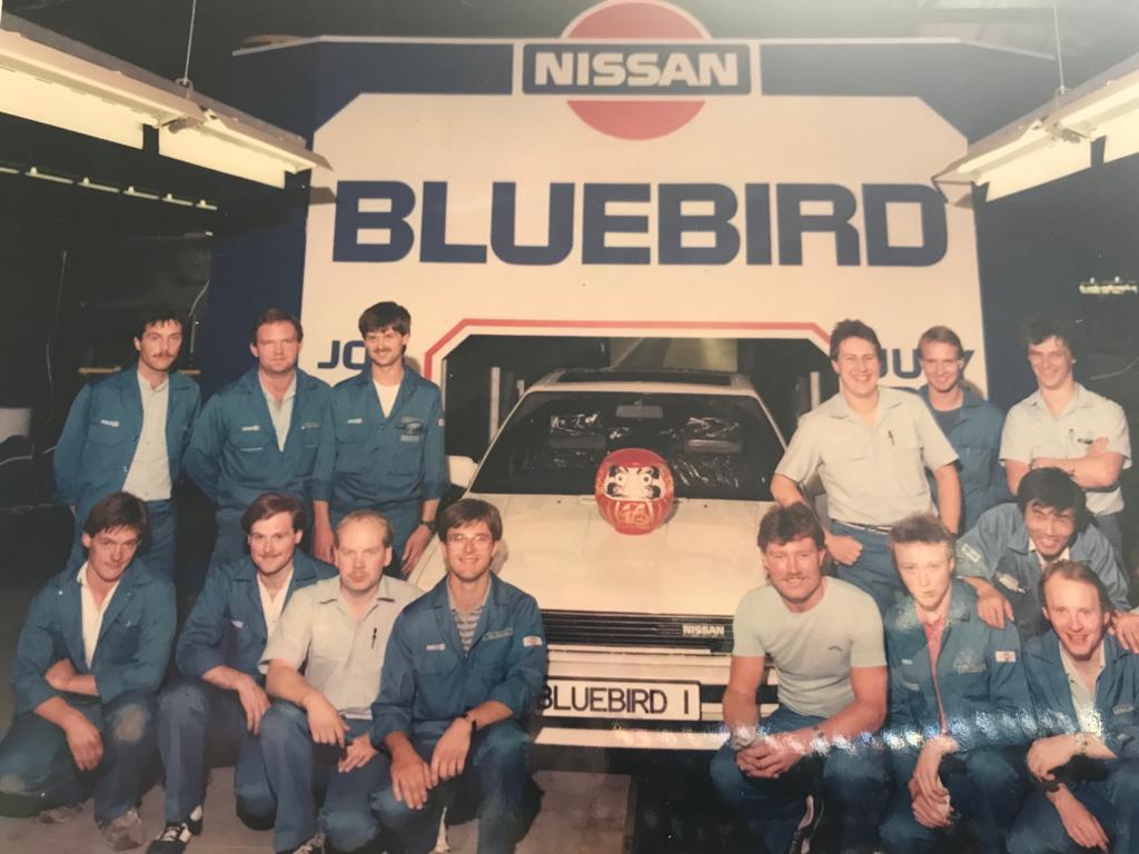 Unexceptional Nissans: Leaf overtakes Bluebird production at Sunderland plant