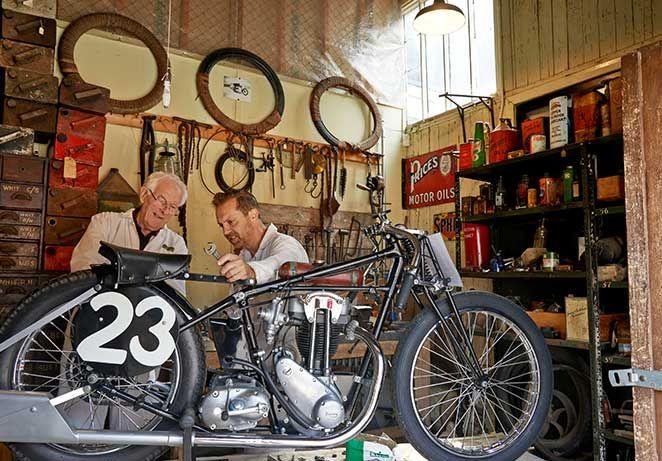 Motorcycles of Brooklands Museum TV series