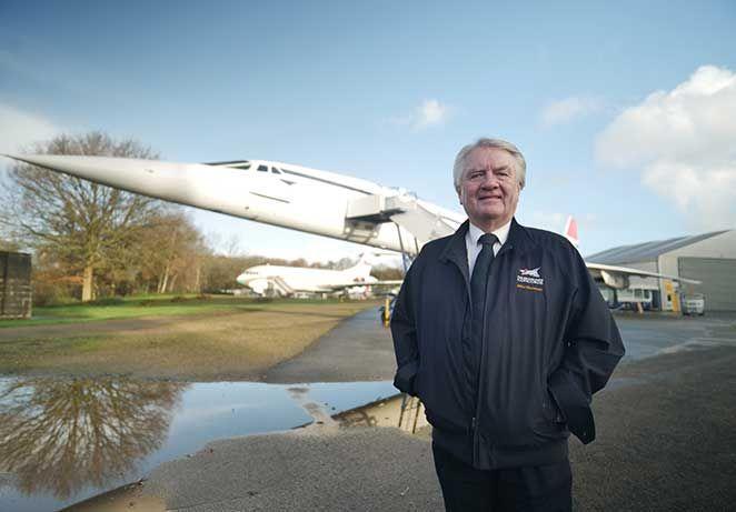 Concorde Brooklands Museum TV series