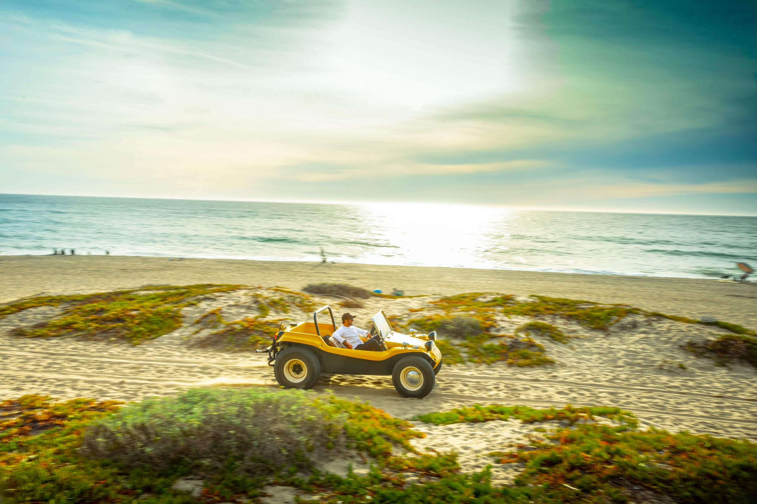 Life's a beach: The new generation taking on Bruce Meyer's dune buggy