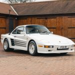 White Lightning: The Rinspeed Porsche R69 Turbo is terrifyingly terrific