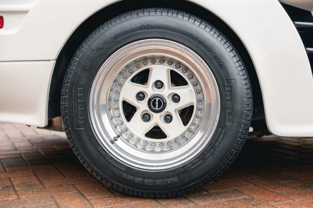 Gotti split-rim alloy wheels of Rinspeed R69 Porsche