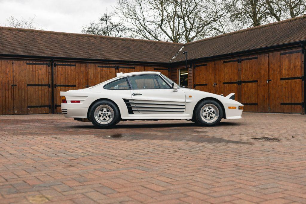 Rinspeed Porsche R69 Turbo
