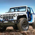 Jeep Magneto electric concept