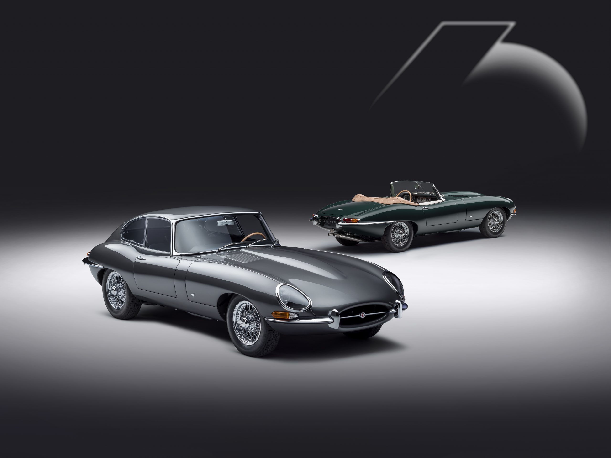 Jaguar E-type 60 gives buyers the chance to relive history