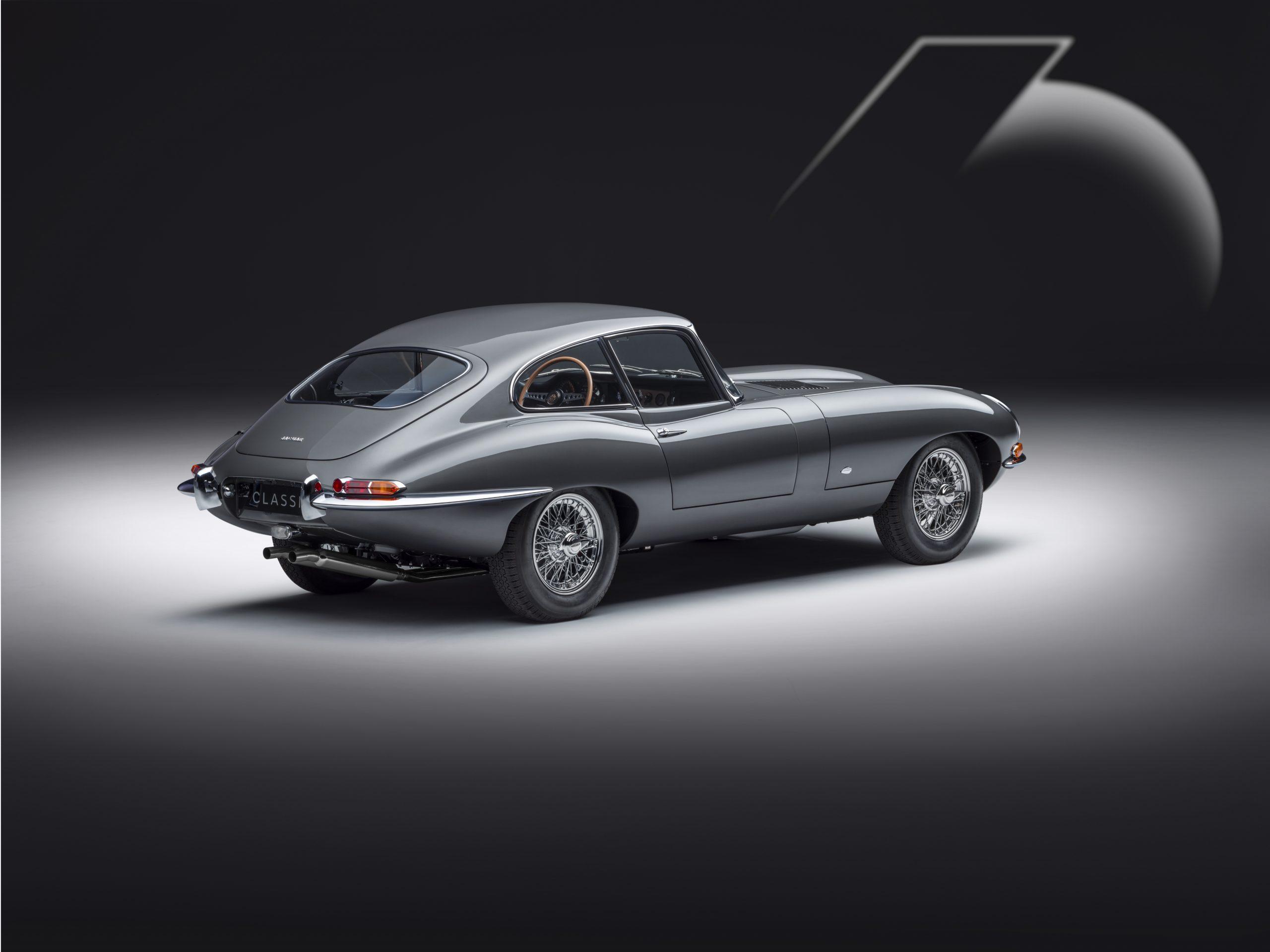 Jaguar Classic E-type 60