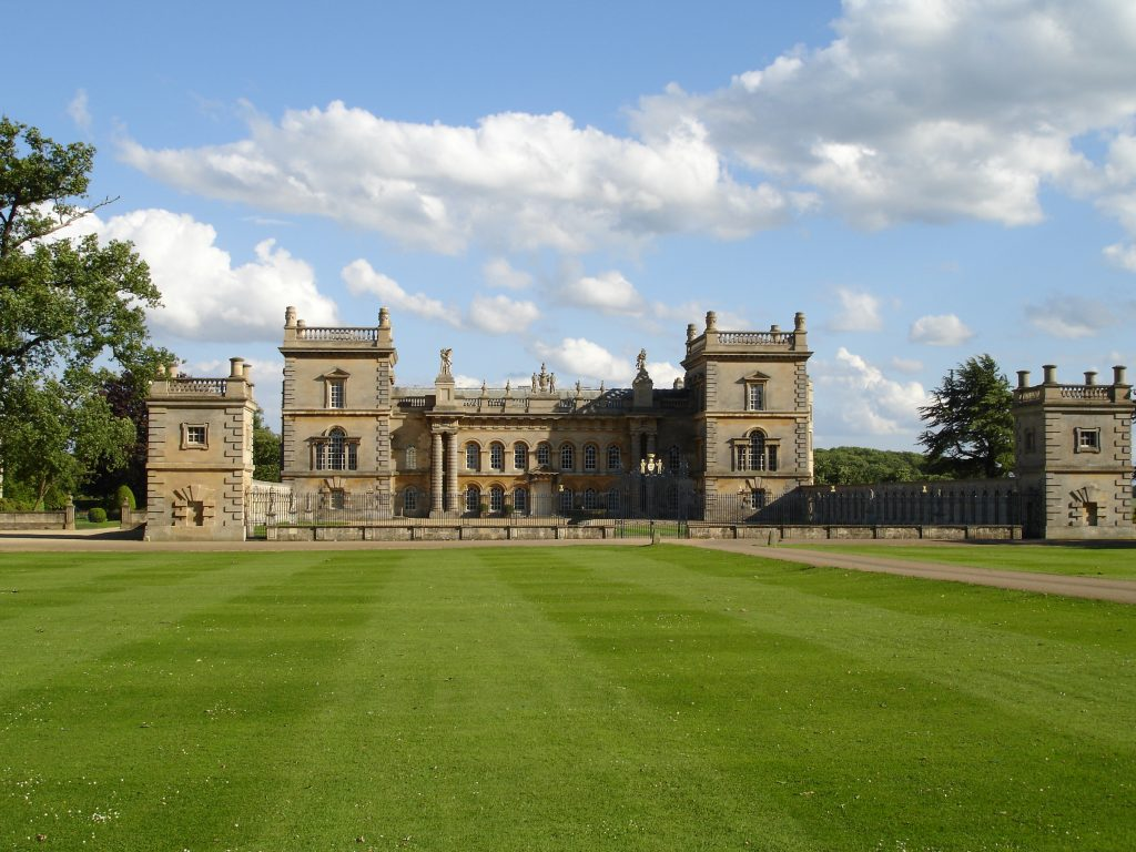 Grimsthorpe Castle, Lincolnshire, Hagerty Festival of the Unexceptional 31 July 2021