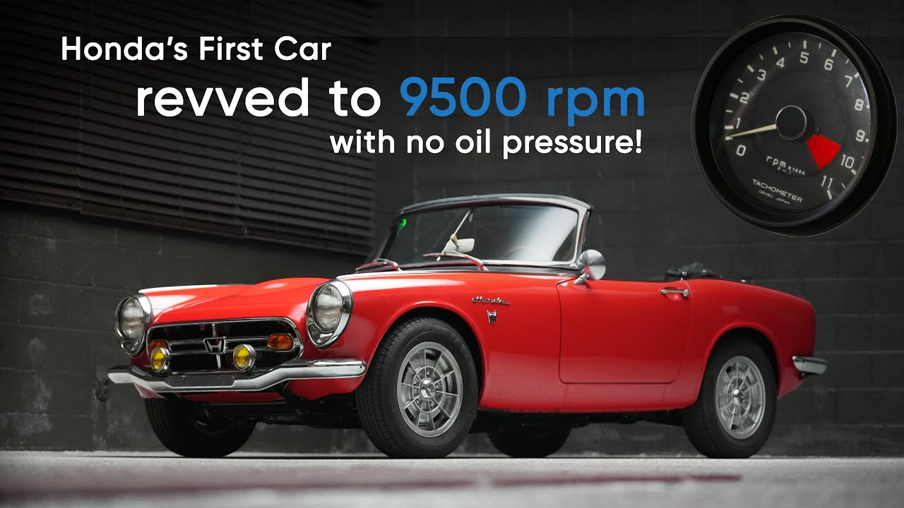 Honda S600: the highest-revving sports car | Revelations with Jason Cammisa