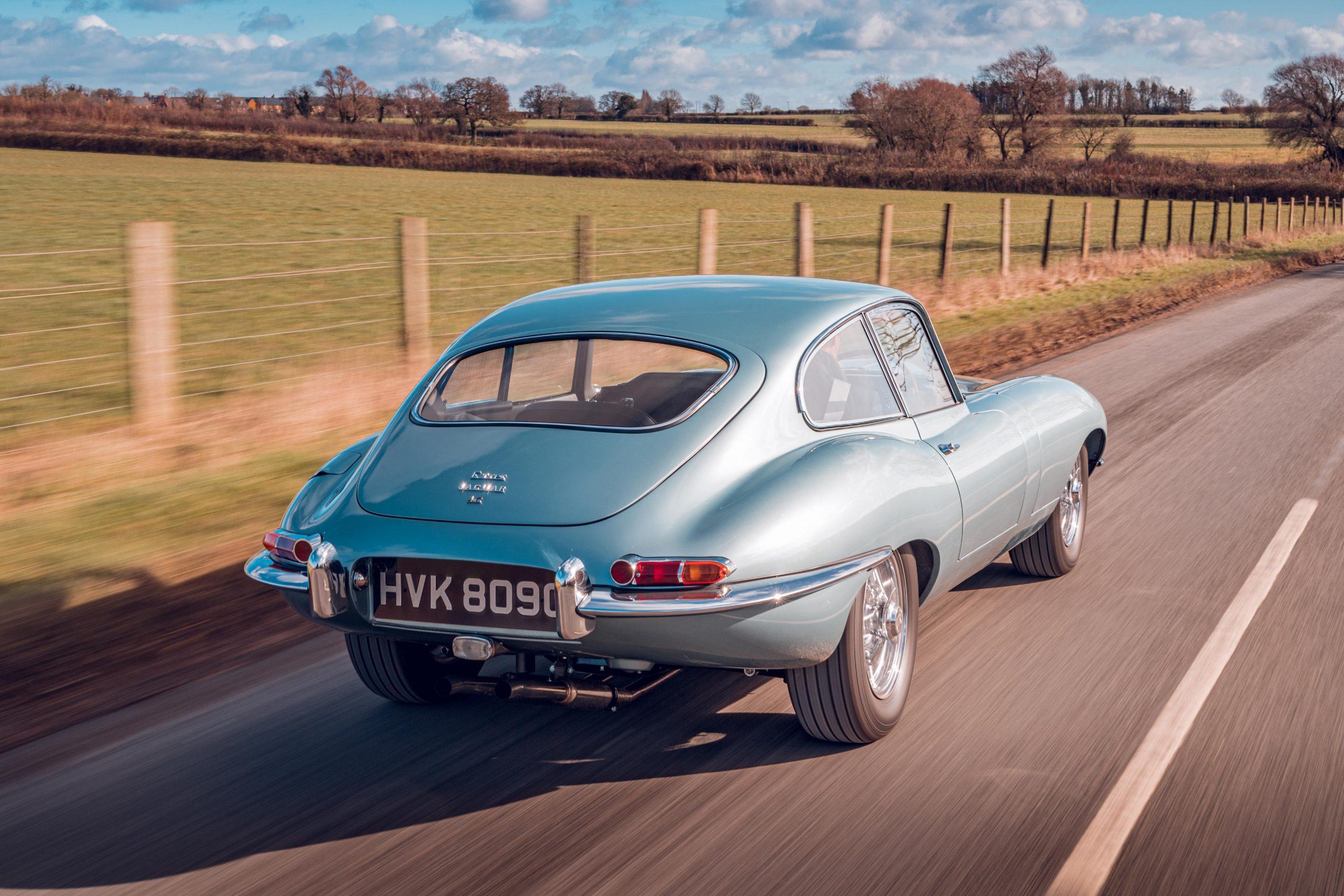 Born again: In praise of the 'new' Jaguar E-Type