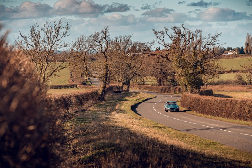 Review of the Jaguar Classic Series 1 E-Type Reborn