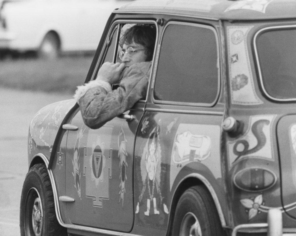 John Lennon's Radford Mini