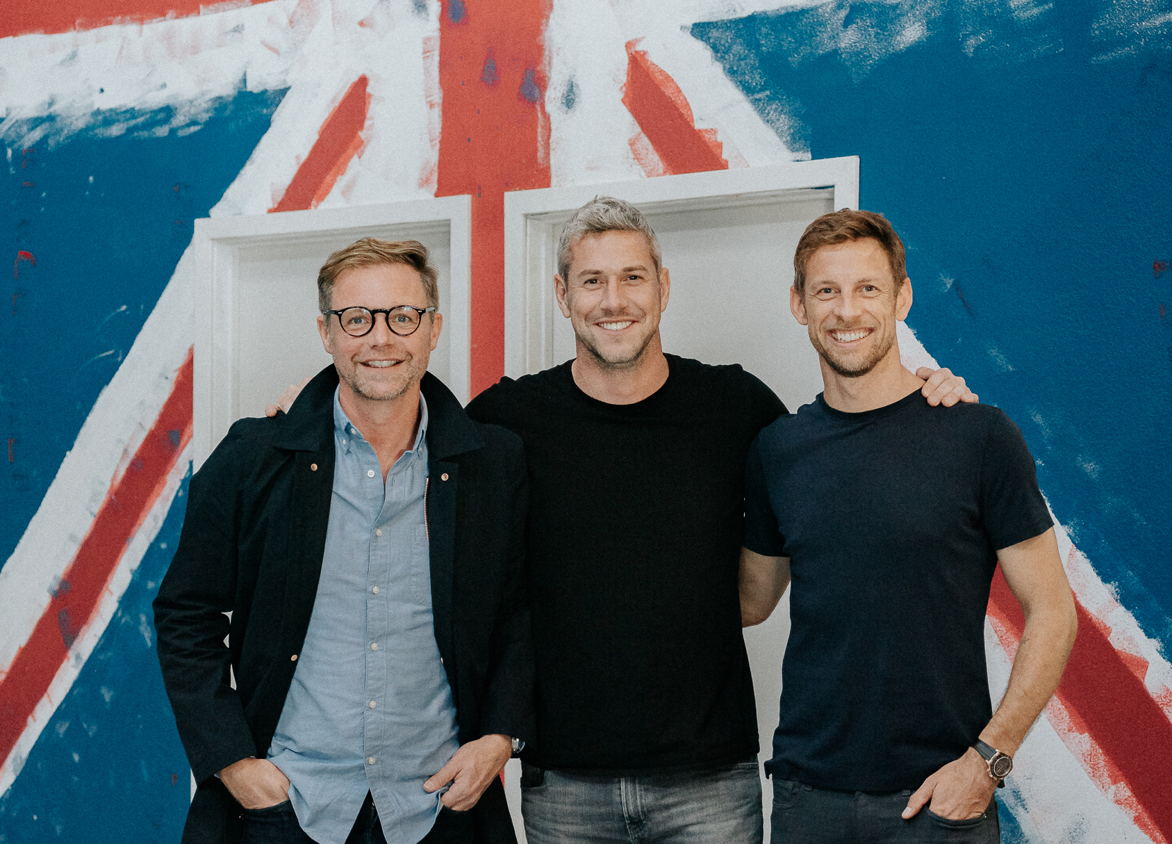 Radford revived: Jenson Button and Ant Anstead behind coachbuilder's return