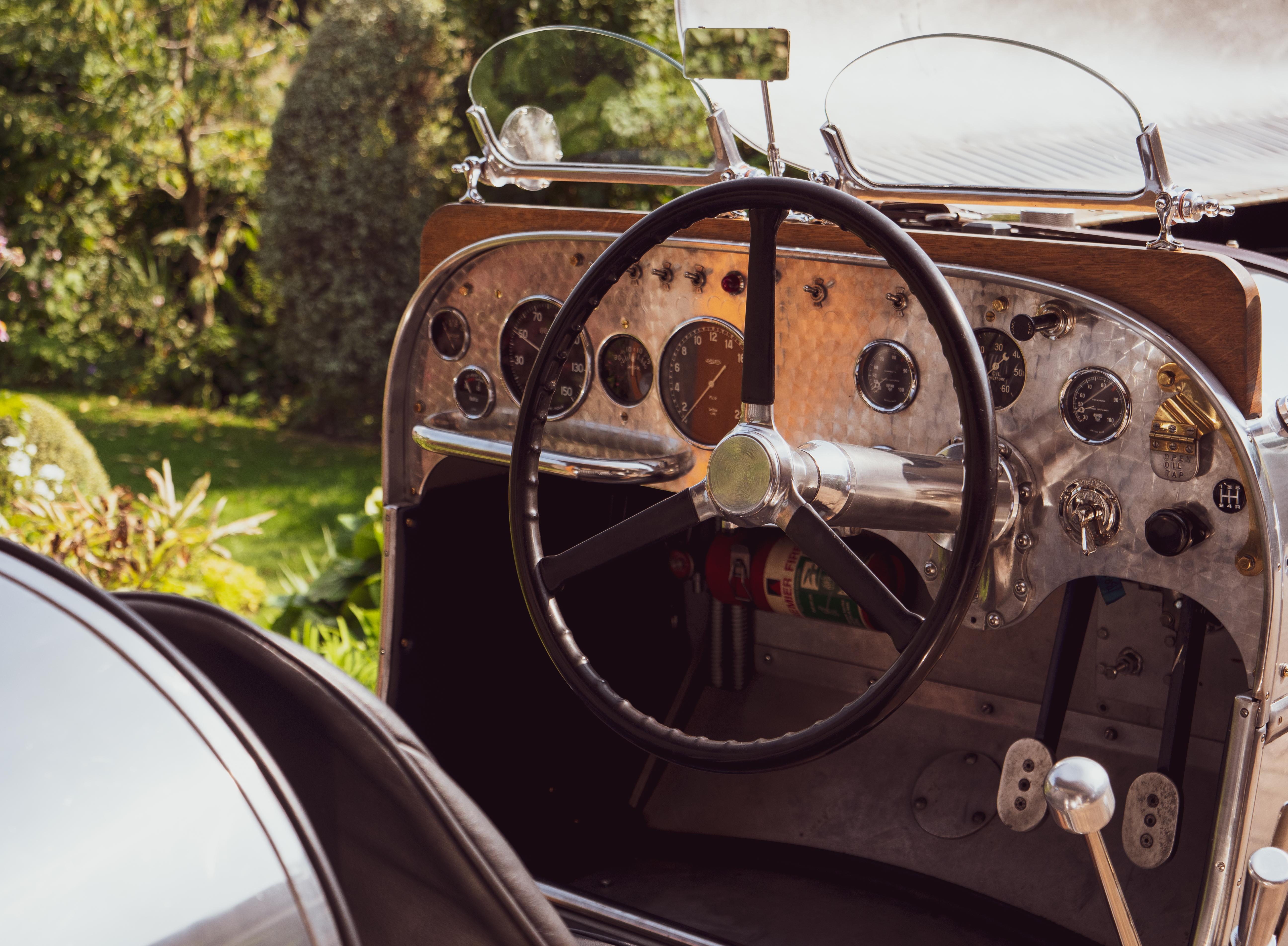 Minerva Libert Special cockpit