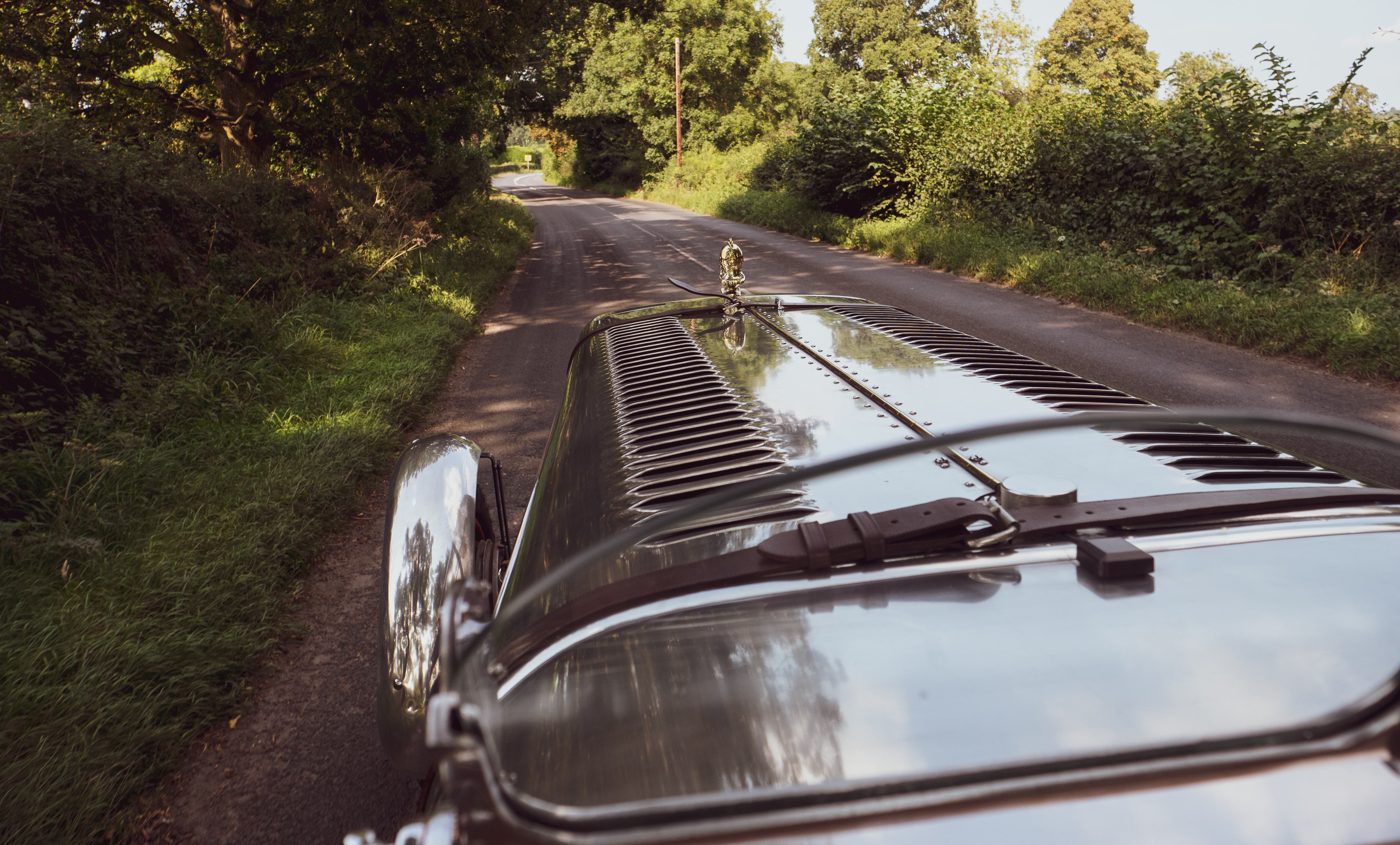 Driving the Minerva Liberty Special