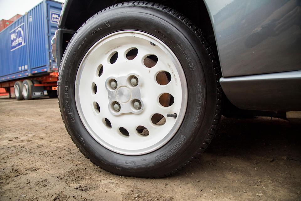 Peugeot 205 alloy wheel
